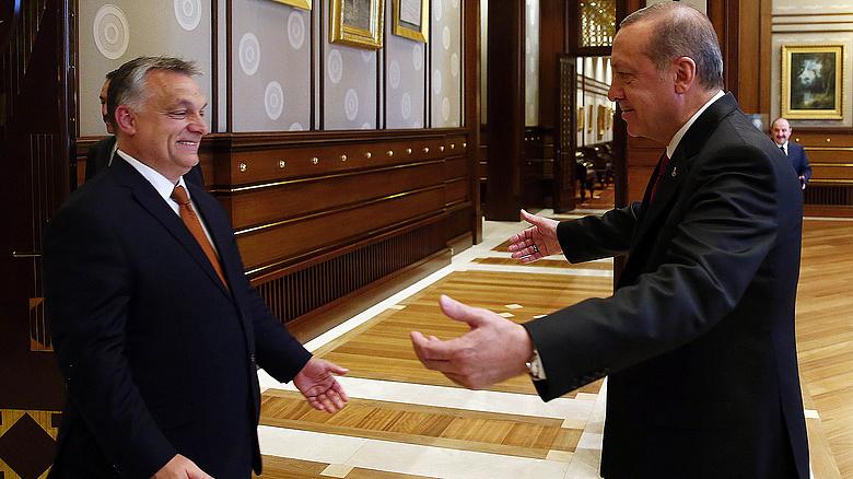 Erdogan-látogatás: még a keresztutcákat is lezárják – itt a lista