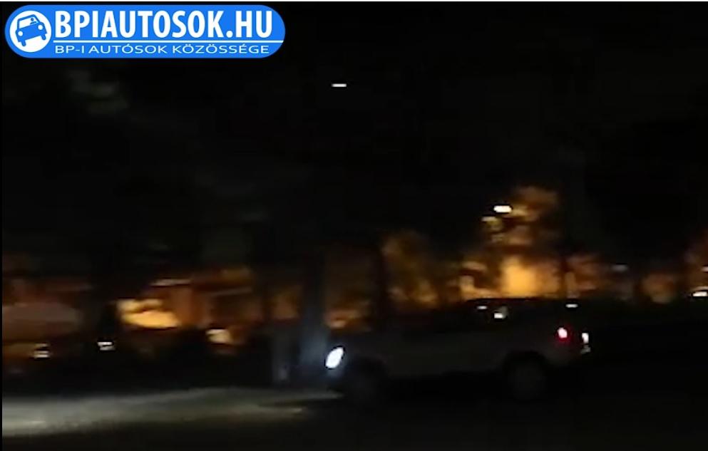 VIDEÓ: Ő így kerülte ki az Erdogan konvojt