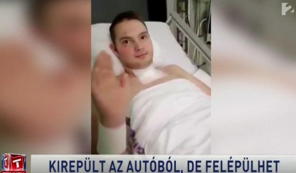 Illegális versenyzők miatt halt meg kis híján egy fiatal vétlen sofőr