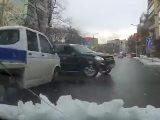 Videón egy kivédhetetlen pesterzsébeti baleset