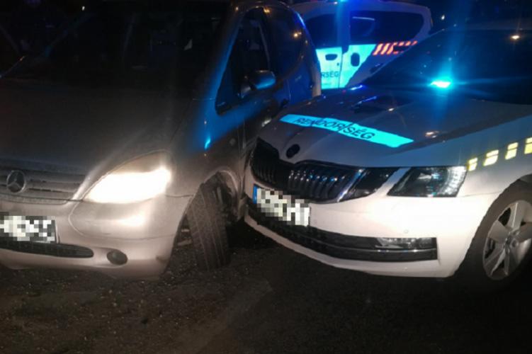 Forgalommal szemben közlekedett, balesetet okozott az M0-áson éjjel