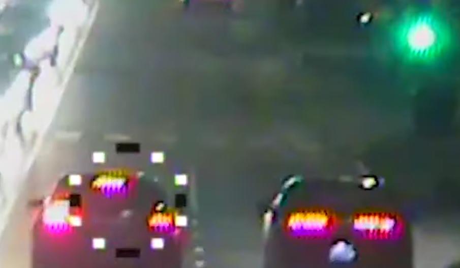 VIDEÓ: Megfogták a két Vin Diesel imitátort Pécsett