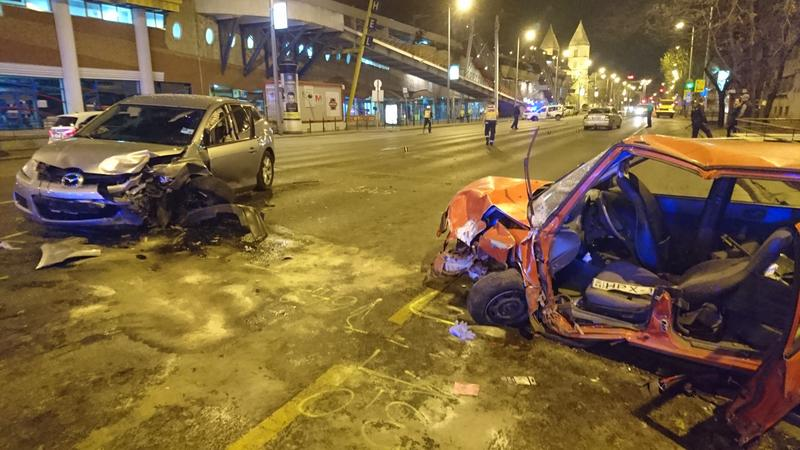FOTÓK: Nem épült meg a kért mérőkapu a Váci úton – Pedig rendszeres a gyorshajtás és a halálos baleset