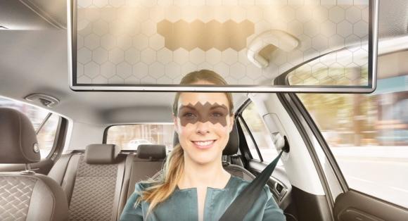 VIDEÓ: Okos, Virtuális napellenzőt fejlesztett a Bosch