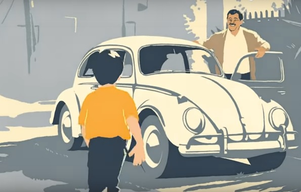 VIDEÓ: Szívbemarkoló kisfilmmel búcsúzik a VW A Bogártól