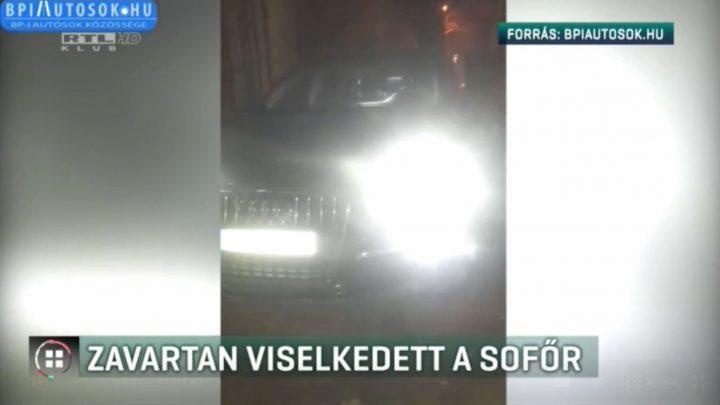 RTL Híradó: A hátrahagyott Bajza utcai Audi története kompletten