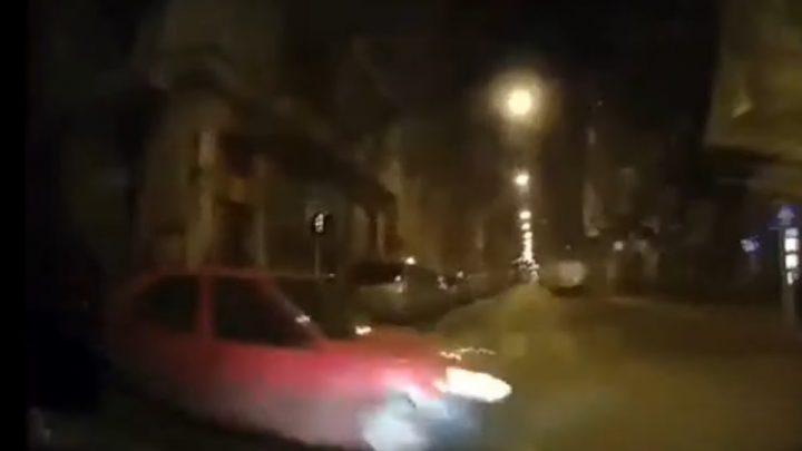 VIDEÓ: Kb. 50-nel ütközött olvasónk az elsőbbséget meg nem adó autóssal. Ezt látta a dashcam
