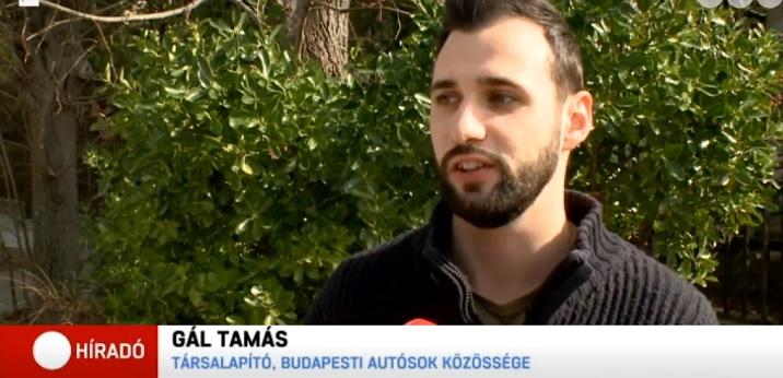 Már a gyalogosközlekedést is ellenőrzi a rendőrség a sok baleset miatt Budapesten
