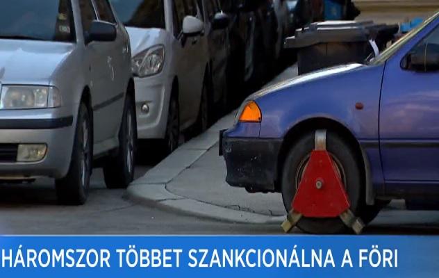 VIDEÓ: Arra utasították a rendészeket, hogy az eddiginél sokkal több autóst büntessenek meg!