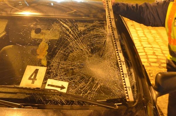 FOTÓK: Megijedt, hogy lecsukják, ezért sorsára hagyta elgázolt áldozatát – A rendőrök egy órán belül elkapták
