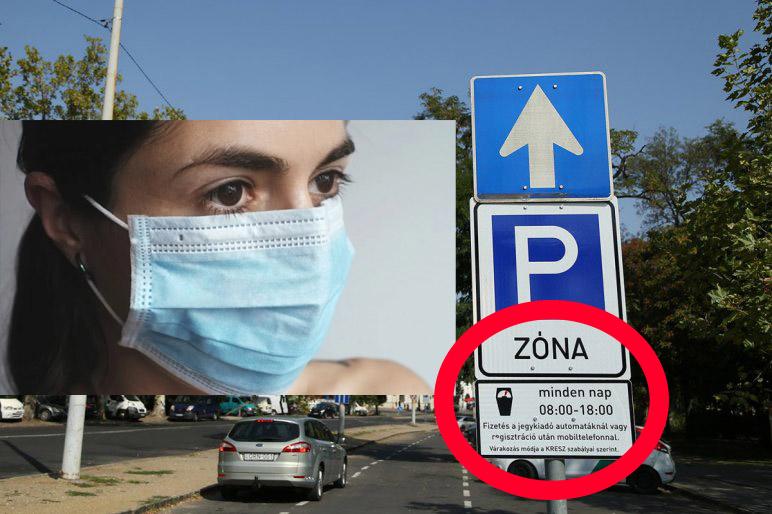 Eddig lesz ingyenes a parkolás Budapesten és így áll vissza a normál jogrend
