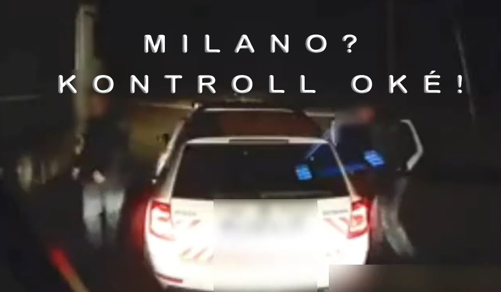 Elismerte a NAV, hogy ellenőrzés nélkül engedték el a magyar vámosok a Milánóból érkező román sofőrt