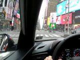 VIDEÓ: A töküres New Yorkban törte ronggyá a limitált, méregdrága Porschét