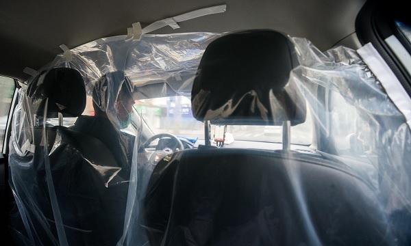 Mindent bevetnek a taxisok hogy megóvják egészségüket a járvány idején