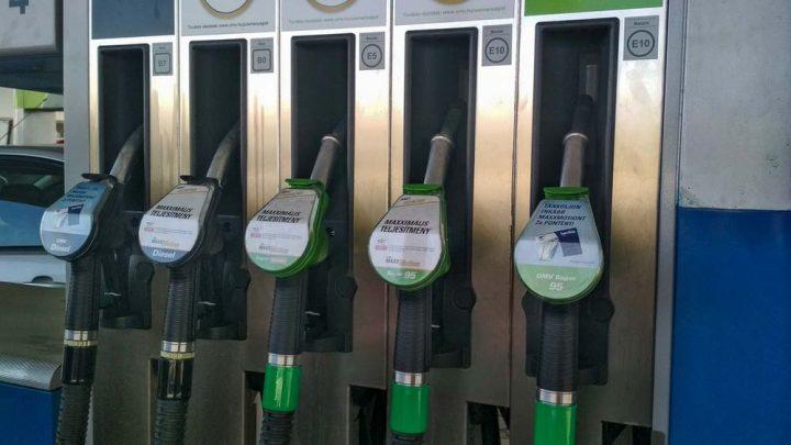 Karanténos benzinpara: Annyit tankolj amennyit elhasználsz, vagy mindig tele?