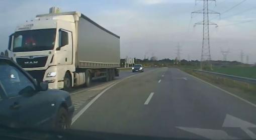 VIDEÓ: Tavaly posztoltuk, most közúti veszélyeztetés miatt felelhet