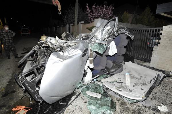 FOTÓK: Durva baleset történt Érden – Egy ember életét vesztette