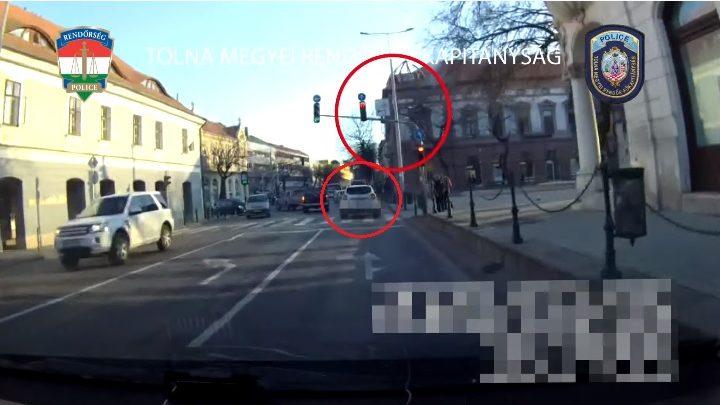VIDEÓ: Bár az utak most üresebbek, nem szabad azt hinni, hogy a rendőri jelenlét is csökkent