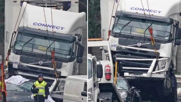 Furcsa körülmények között 4 rendőrt gázolt halálra egy teherautó Ausztráliában