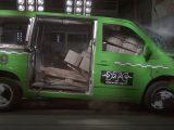 VIDEÓ: Brutális, amit a rakomány művelni tud egy esetleges ütközéskor