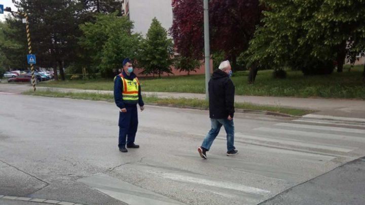 Zebra terv elnevezésű baleset-megelőzési kampányt hirdetett az ORFK