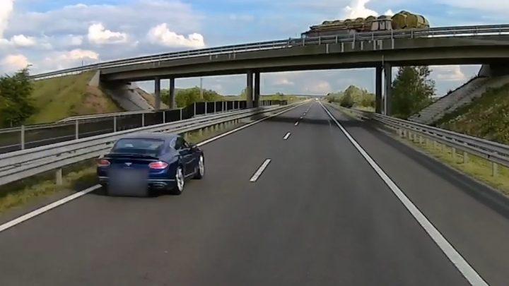 Ha azt hiszed, hogy ez az Autobahnon történt, tévedsz! (M35-ös autópálya)