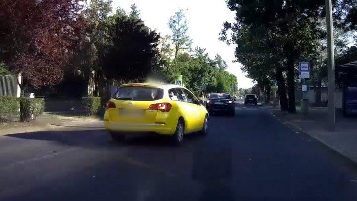 VIDEÓ: Emlékeztek a Taxi című film sietős utasára? Most talán épp Csepelről ment a reptérre…