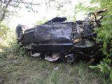VIDEÓ: Halálos baleset történt tegnap reggel az M3-as autópályán – Felismerhetetlenségig roncsolódott az autó