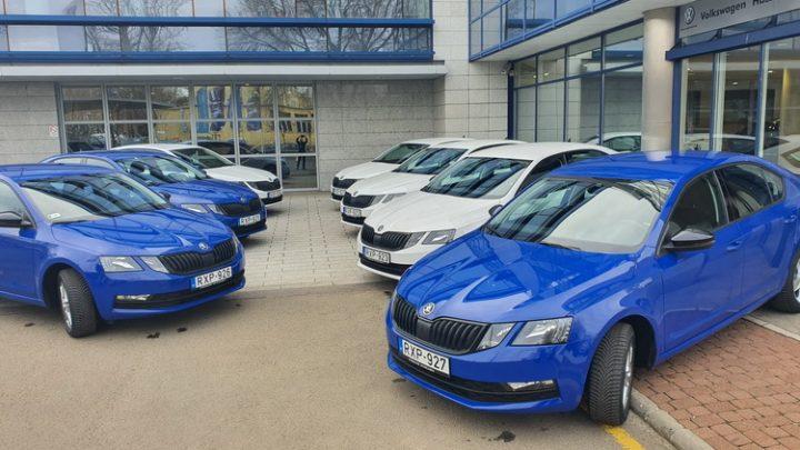 Új Pofátlan(TAN)ító autókat szerzett be a rendőrség