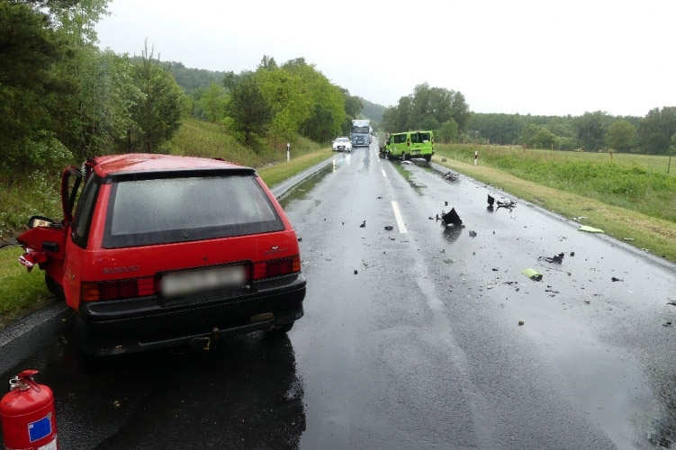 Meghalt a Suzuki sofőrje. Szemtanúkat keres a rendőrség a baleset tisztázása végett