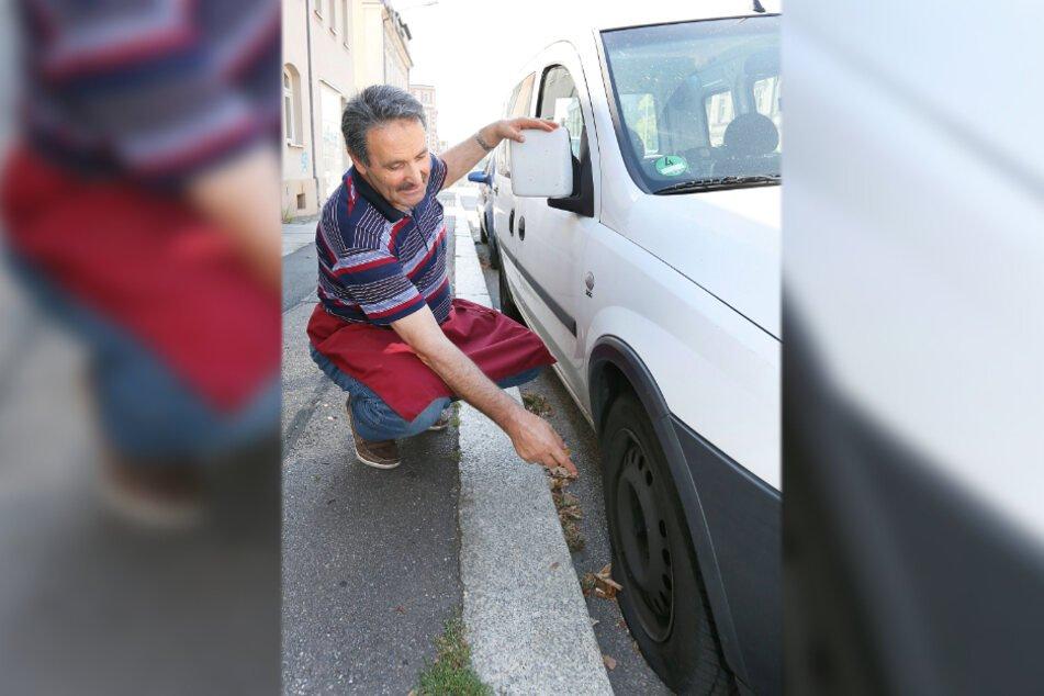 Irtotta a tilosban parkoló autók kerekeit a magyar buszvezető Németországban