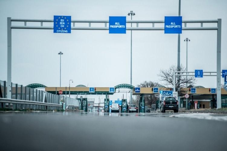 A határátlépés általános szabályairól tájékoztatást adott ki a rendőrség