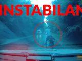 VIDEÓ: Dülöngélve próbált menekülni a rendőr elől az ittas mopedes