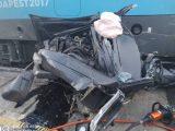 FOTÓK: Halálos vasúti baleset történt pénteken Ikrénynél