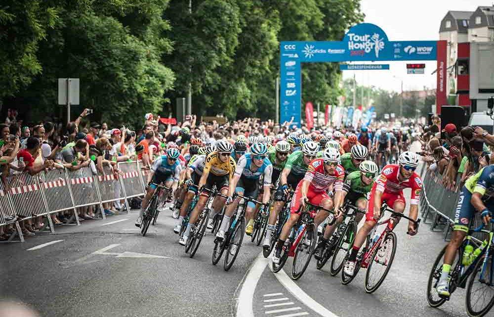 Holnap indul a Tour de Hongrie kerékpáros verseny