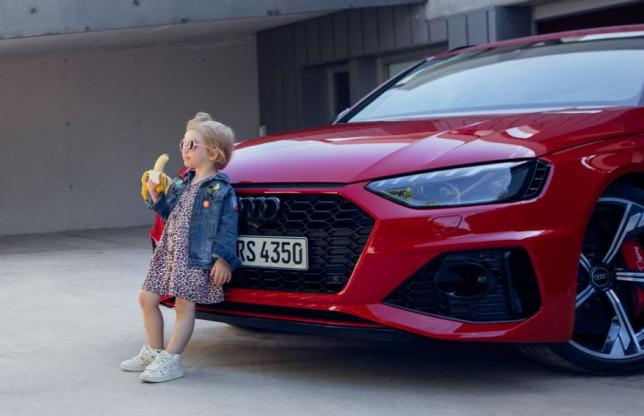 Megbánta az Audi a reklámot és elnézést kért, hogy nem ment át amit szerettek volna