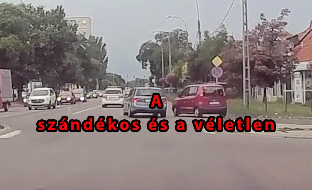 VIDEÓ: Véletlen bénaság volt. A válasz pedig szándékos aljasság