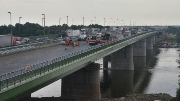 Hárosi M0-ás Duna-híd: egy tavaszi és egy nyári részleges lezárás jön még, az év végére készülhet el minden munka