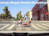 VIDEÓ: Végre a szabálytalan bringások voltak terítéken egy új rendőrségi videóban