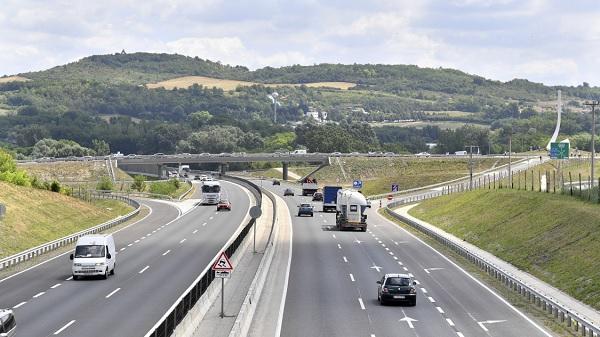 Felújítás, átépítés –  Változik az M3-as autópálya forgalmi rendje