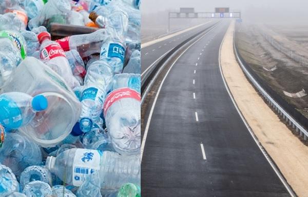 A kidobott műanyagszemetet építi be az autóutakba egy amerikai cég