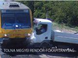 Az elmúlt 10 év összes vonatbaleseténél a közúti közlekedők voltak a vétkesek