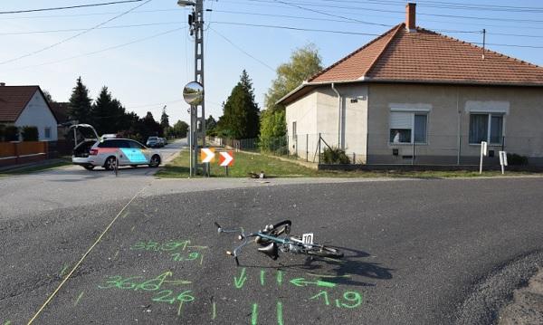 VIDEÓ: Nem is vezethetett volna a férfi, aki halálra gázolt Iváncsán egy kerékpárost, majd segítség nyújtás nélkül elhajtott
