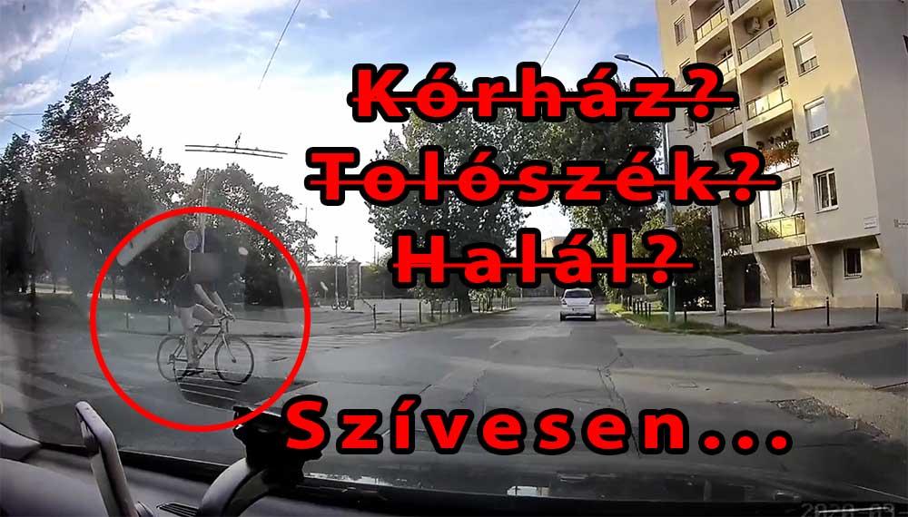 VIDEÓ: Igen, utáljuk (AZ ILYEN) kerékpárosokat és motorosokat