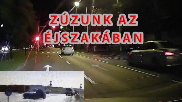 VIDEÓ: Színt tévesztett a BMW-s. Kezet foghat a nagytarcsai angollal