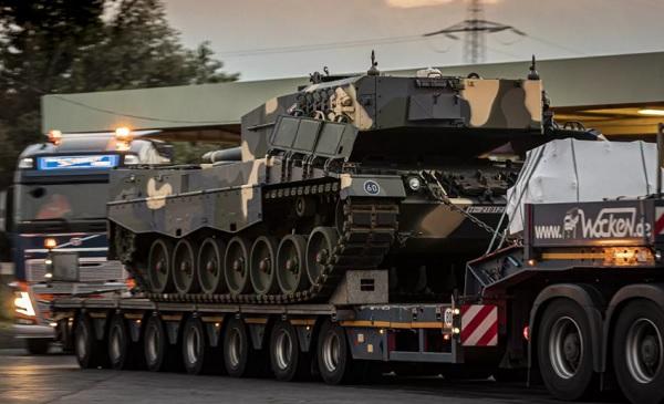 Újabb Leopardok érkeznek Tatára – Hegyeshalom és Tata között katonai konvoj közlekedésére készüljetek