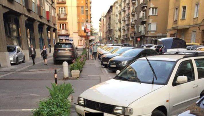 Lesznek helyek, ahol csak helyi lakosok parkolhatnak a 6. kerületben
