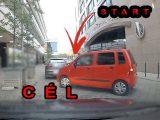 VIDEÓ: A kitartó munkának mindig megvan a gyümölcse. Brilliáns parkolás a Délinél