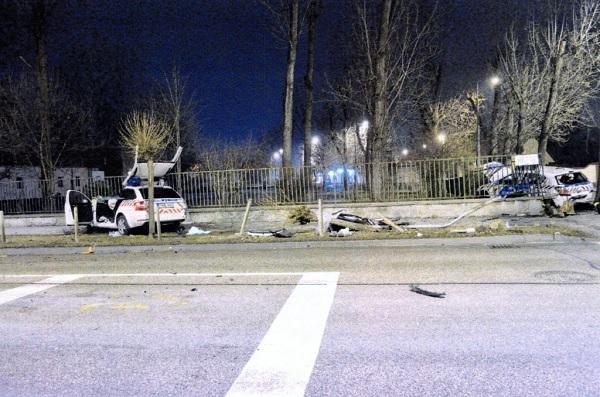 Megtörtént a vádemelés a 2 éve Újpesten történt rendőrautó-baleset ügyében, melyben egy rendőr életét vesztette