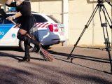 Gyorshajtó boszorkányt fogtak a Szolnok megyei rendőrök. Ez a boszorkány idén Halloweenkor nem fog ijesztgetni